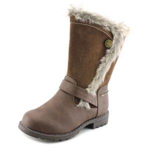 winter suede boot