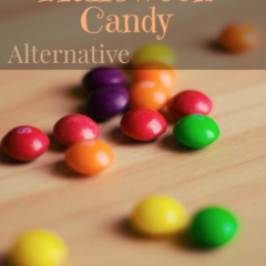 Halloween Candy Alternative