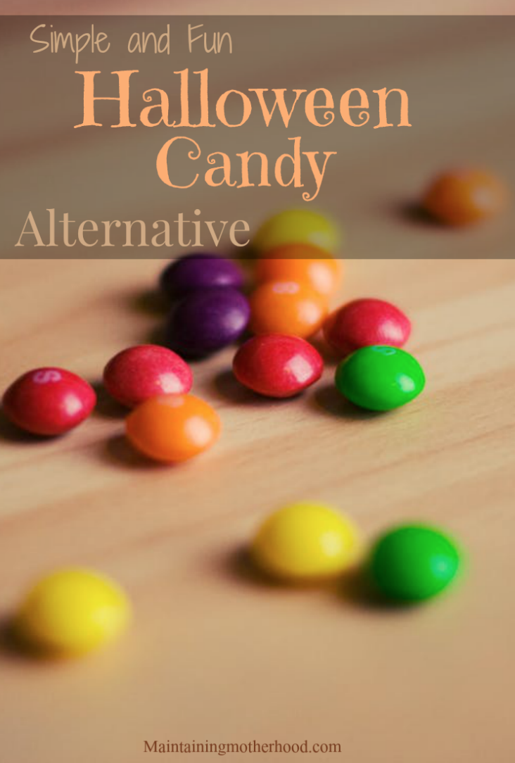 Want the perfect alternative to Halloween candy for trick or treaters this year? Here's an idea that is cost-effective, easy, and fun!