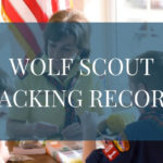 Essential Cub Scout Tracking Records