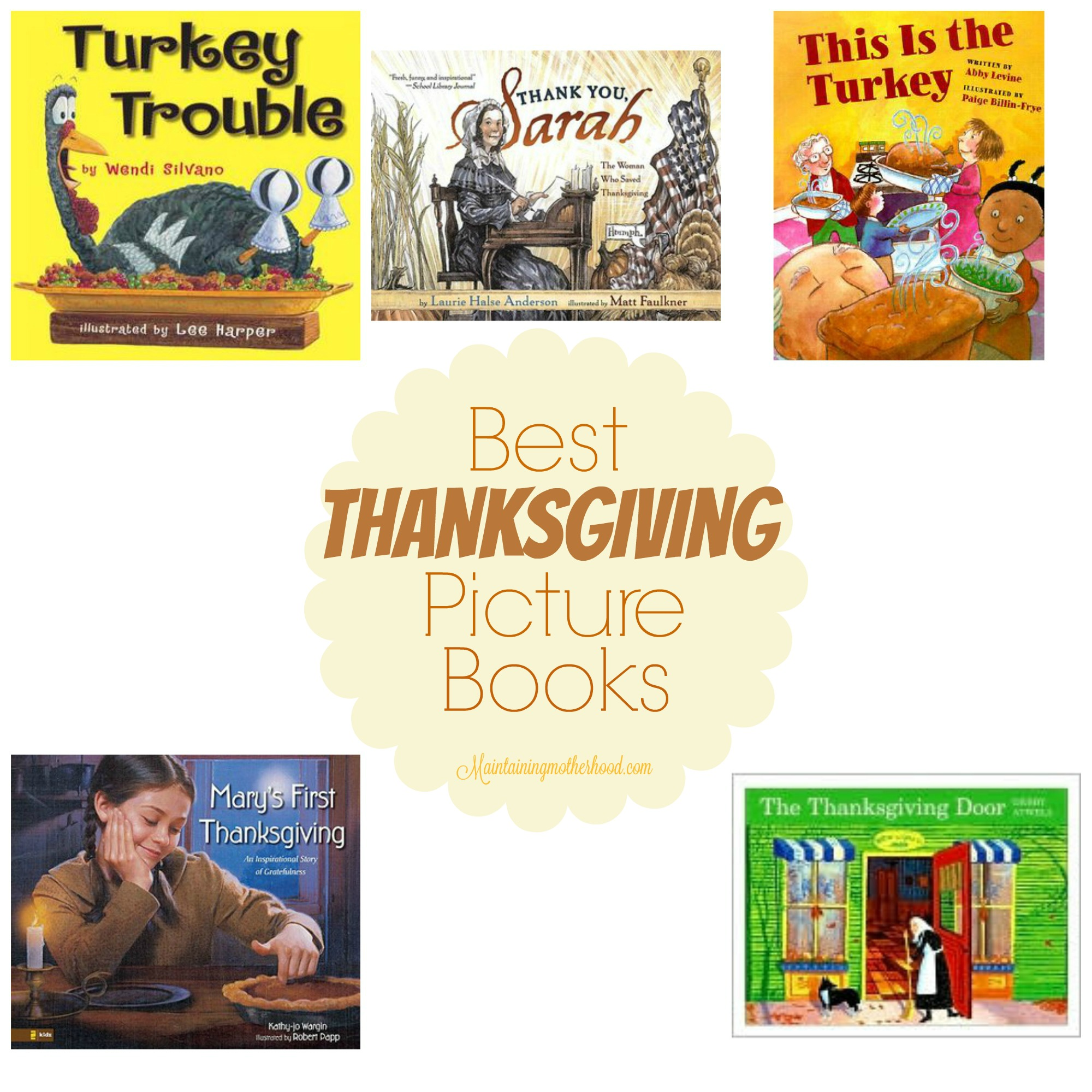 Looking for some fun Thanksgiving books to read with your kids? I have compiled a list of our favorite Thanksgiving picture books.