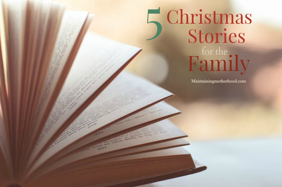 5 Christmas Stories for the Family