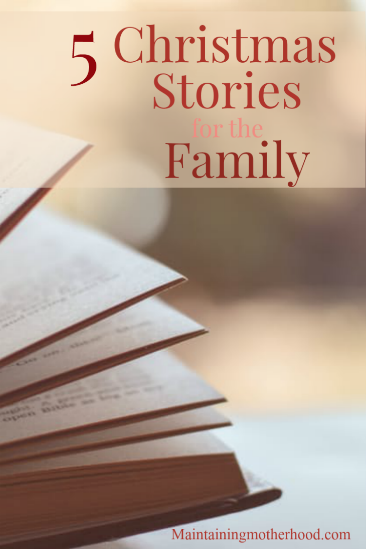 Do you have favorite family Christmas stories? We look forward to reading these stories every year. They are unique and memorable. A perfect combination!