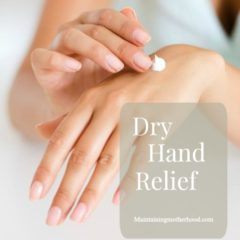 Dry Hand Relief
