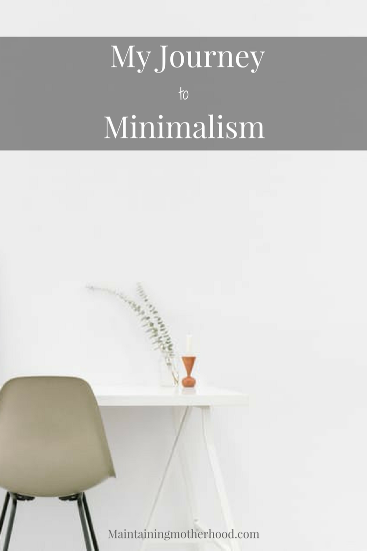 Minimalism is a journey, a journey to decluttering life and feeling free! Simplifying will not only help you eliminate stuff, but also eliminate stress.