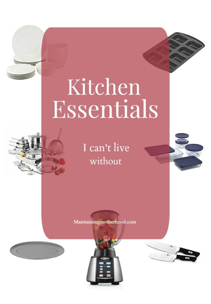 Are your kitchen cupboards bursting with various cooking tools? Find your kitchen necessities by decluttering your kitchen. Check out my list of essentials.