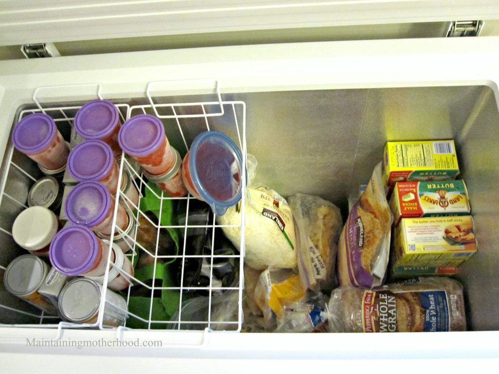 Defrosting, cleaning, and organizing your chest freezer doesn't have to be an all-day project. Learn how to deep clean your freezer in just 30 minutes!