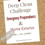 April Emergency Preparedness Follow-Up