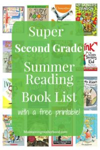 Need some great books for your Third Grader to read and enjoy this summer? Look no further! Get your Third Grade Summer Reading Book List here!
