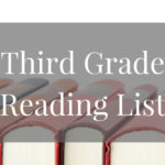 Third Grade Summer Reading Book List