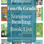 Fourth Grade Summer Reading Book List