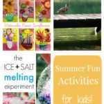 Summer Fun Activities for Kids Week 4