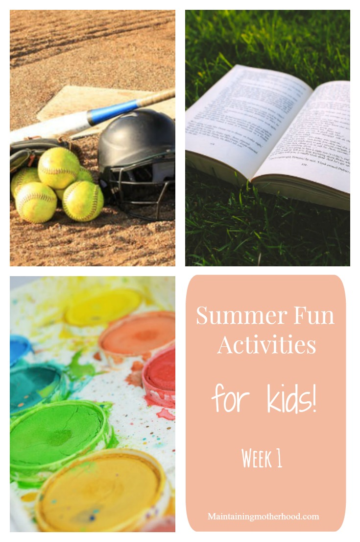 Looking for activities to keep your kids busy this summer? Follow along with our art and science projects and other fun ideas!