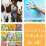 Summer Fun Activities for Kids Week 5