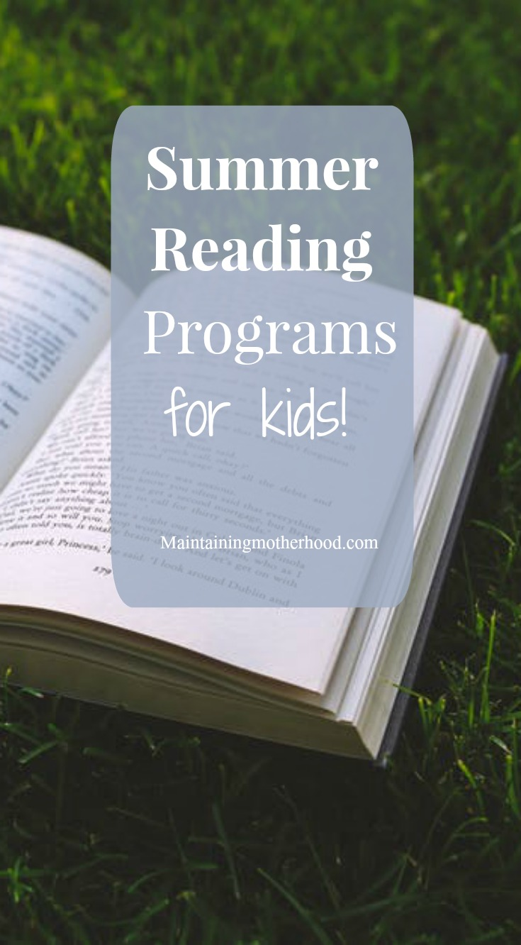Looking for fun things to do with your kids this summer? See my list of great summer reading programs for kids and check out what is available in your area!