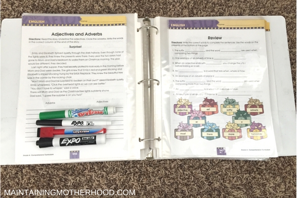Summer Learning Workbooks