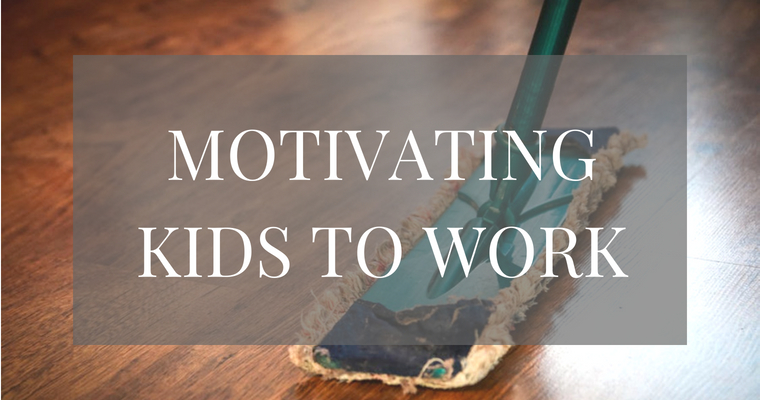 Are you struggling with how to motivate kids to do chores? With some simple key motivators and rewards, your kids will be eagerly doing their chores!
