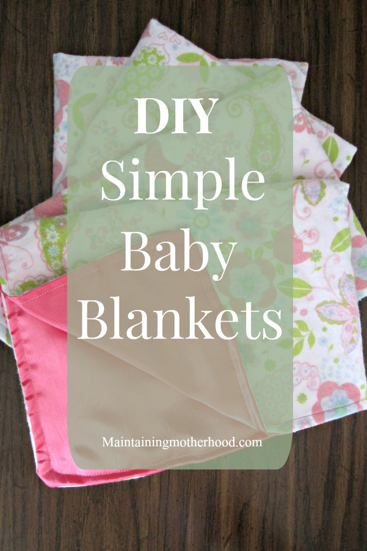 Lovey, blankie, special blanket-how do you keep it from being tattered and torn without melt downs when it is in the wash? Let's try rethinking the blankie!