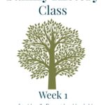 Family History Class Week 1