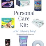 Personal Care Kit: After Delivering Baby
