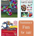 Kid Summer Activities Week 10