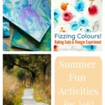 Summer Fun Activities for Kids Week 7