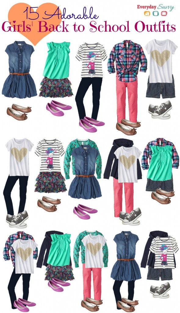 Back to School Clothes shopping can drain your energy and wallet. But it doesn't have to! Learn about our Kid Uniform-A Spin on the Kid Capsule Wardrobe!