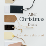 After Christmas Deals