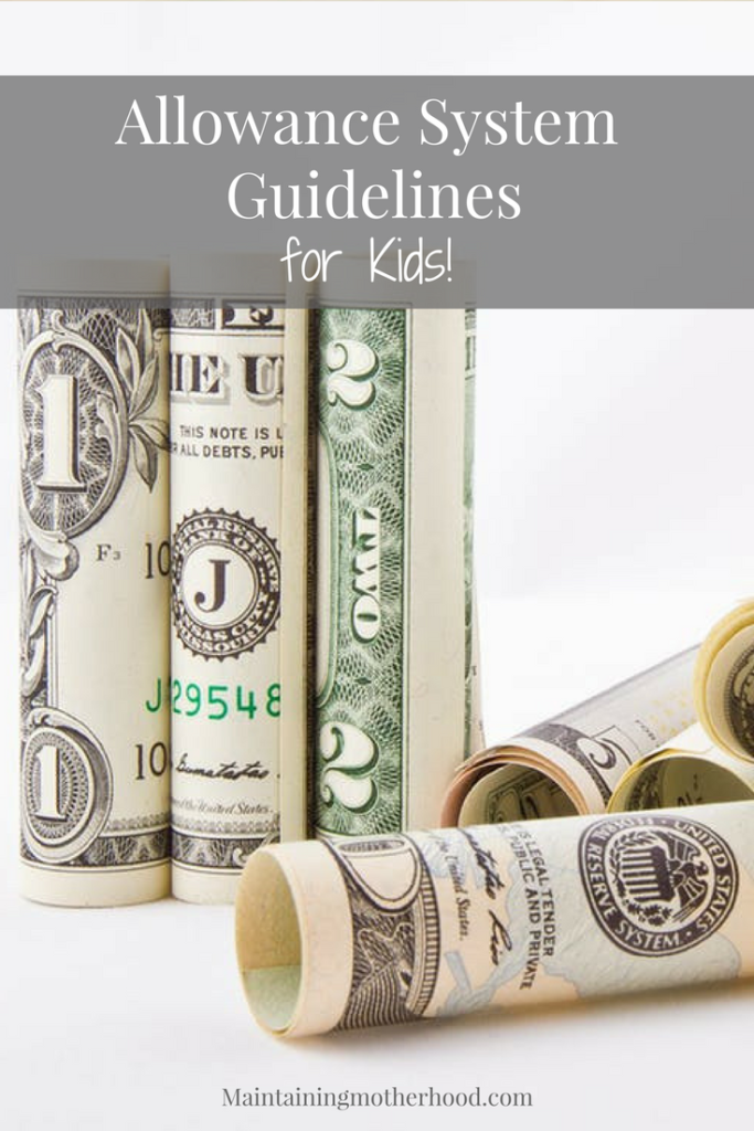 Looking to teach your kids about money? We have a system that works great to help kids learn to save, spend, and develop a healthy relationship with money! Check out our guidelines to teach kids about money.