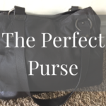 The Perfect Diaper Bag Purse