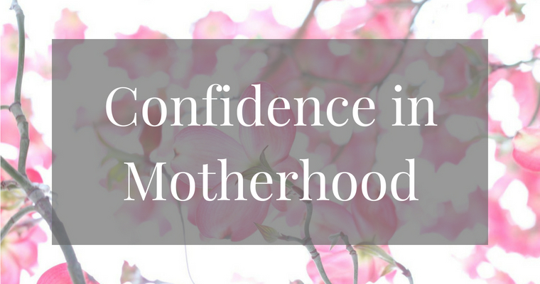 Do you ever feel like you are JUST a mom? There are so many days where being a mom is by far the most thankless job in the world! Here are 3 tips to help you stand confident in being a Mother!