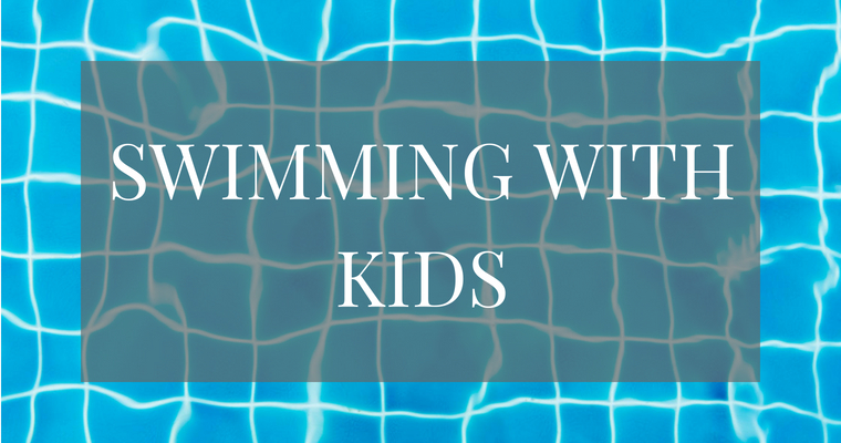 How to Go Swimming with Kids by Yourself