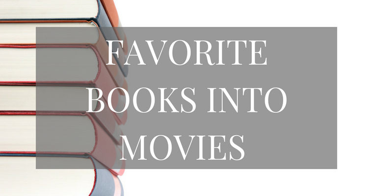 Looking to spice up your summer reading? Here are our top 10 favorite books made into movies for the entire family to enjoy!
