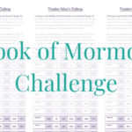 Book of Mormon Challenge