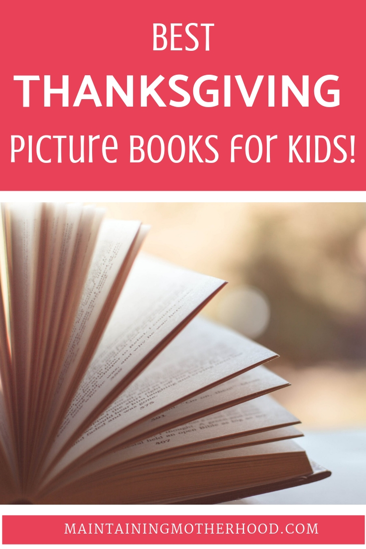 Looking for some fun Thanksgiving picture books to enjoy with your kids? Here is a great list of our favorite kid-approved Thanksgiving stories!