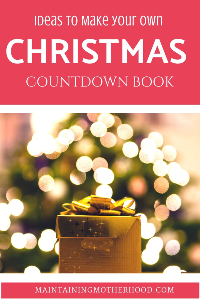 Use this Christmas Countdown Book to help you remember Christ in Christmas. Includes a picture, scripture, song, video, and ornament for each day!