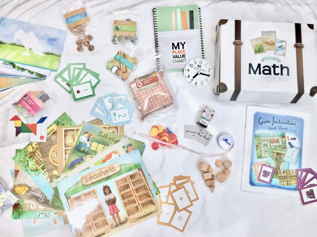 Do you have a child that struggles to understand math? Try The Good and the Beautiful Math to change their dread to joy. See why I love this math so much!
