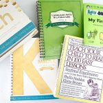 Preschool and Kindergarten Homeschool Curriculum