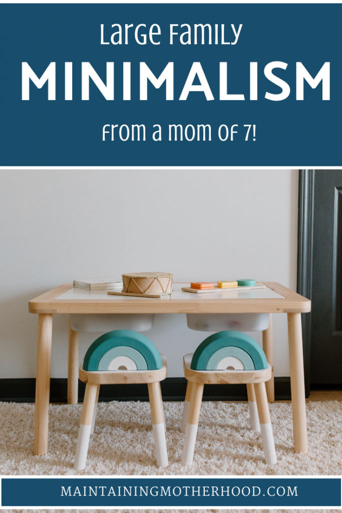 Have you decluttered before, but now you're feeling overwhelmed and crowded by your stuff? It sounds like it's time for minimalism refresh!